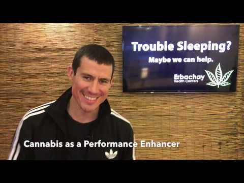 Cannabis as a Performance Enhancer
