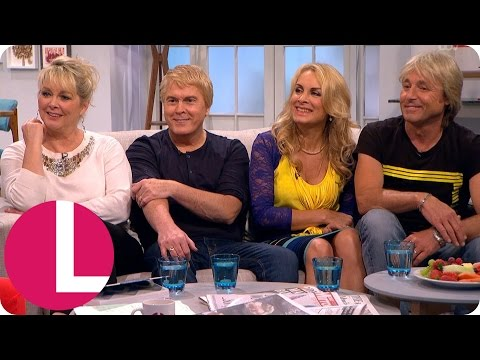 Original Members Of Bucks Fizz Would Do Im A Celebrity And Strictly Come Dancing  Lorraine