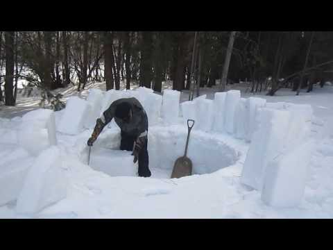 Thumbnail: How to Build an Igloo by Yourself