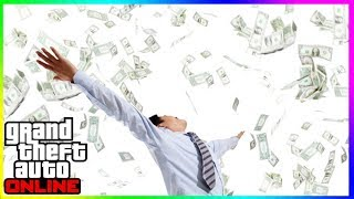 POOR PLAYERS CAN DO THIS *EASY* GTA 5 MONEY TRICK - MAKE EASY MONEY NOW! (GTA V Money Trick)