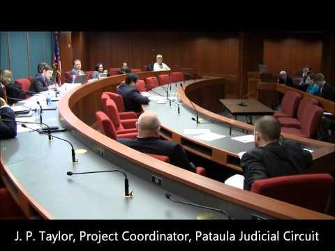 "Criminal Justice Reform: ""Negligent Hiring"" Protection"