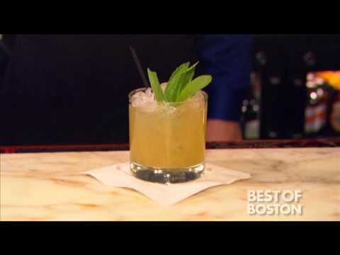 Jackson Cannon - Boston's Best Bartender