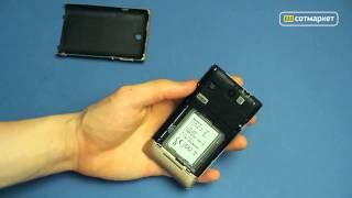 Sony Xperia E dual. Видеообзор на русском.(Обзор телефонов, смартфонов, айфонов. Описание, характеристики. Где купить и за сколько? Купить можно здесь..., 2014-02-19T13:24:00.000Z)