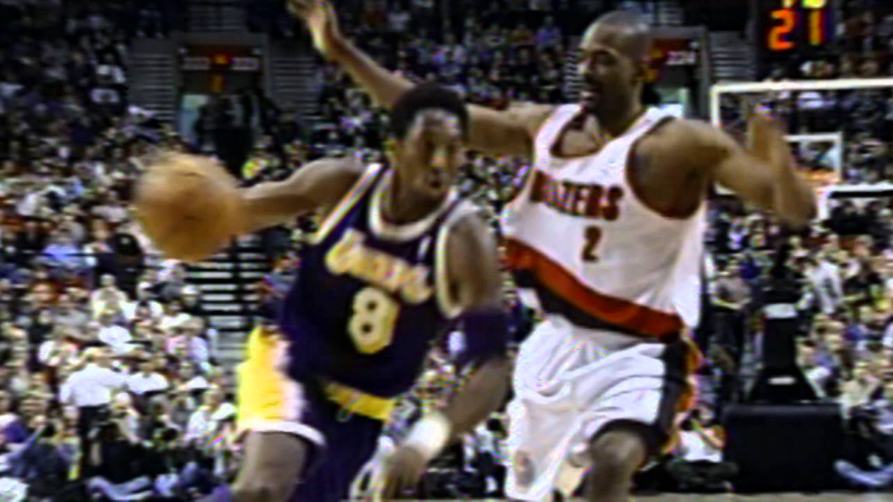 Kobe Bryant's Top 10 Plays in Portland
