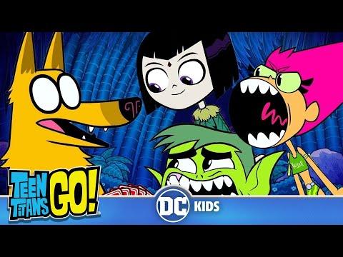 Teen Titans Go! En Latino   Titanes salvajes   DC Kids