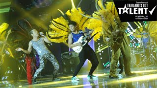 TGT S.4-4D Semi-Final EP12 : TGT33 - SL MUSIC