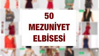 ORTAOKUL İÇİN 50 MEZUNİYET ELBİSESİ