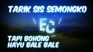 Download TARIK SIS SEMONGKO DJ TAPI BOHONG HAYU BALE BALE KUCHI KOTAHE AKI AKI [EC RMX] Free FLM