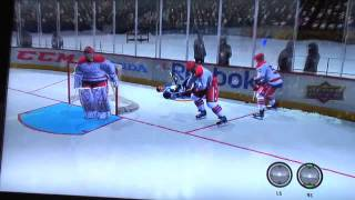 NHL 12 at E3: See the NEW Broken Glass from the E3 floor.