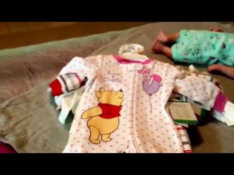 Large Reborn Baby Haul Burlington, Target, And Babies R Us!! Baby Disney, Adidas, And Aden & Anais!