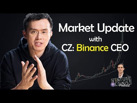CZ Shares Thoughts on the Crypto Market, Future of Binance, China News and BNB