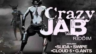 Crazy Jab Riddim Mix - Threeks (Bigred & Melo & Kc & Scout, Slida & Swipe, G-Ants, Swipe)
