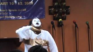 Mime: The Battle is Not Yours - Yolanda Adams (Evang. Monique Abraham)