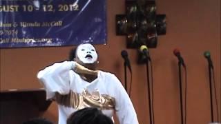 Mime: The Battle is Not Yours - Yolanda Adams (Evang. Monique Abraham)