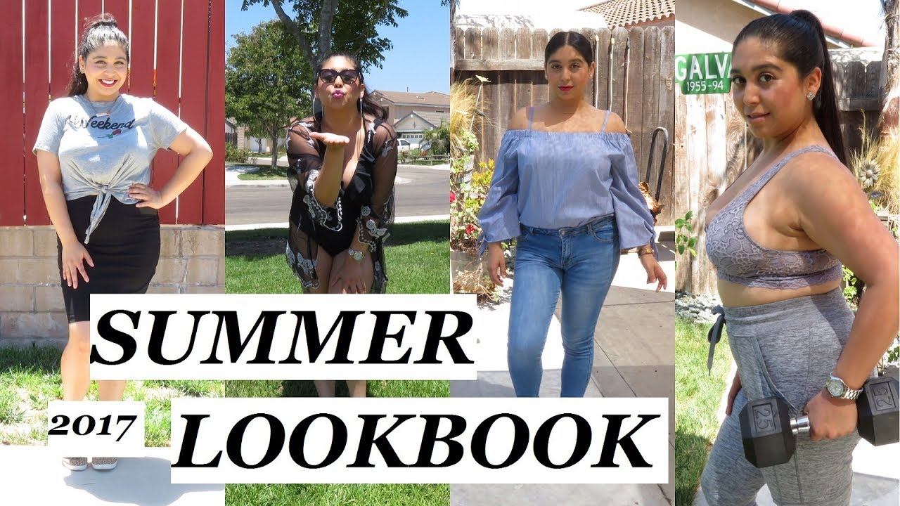 [VIDEO] - Lookbook : SUMMER OUTFITS : mgalvancota 4
