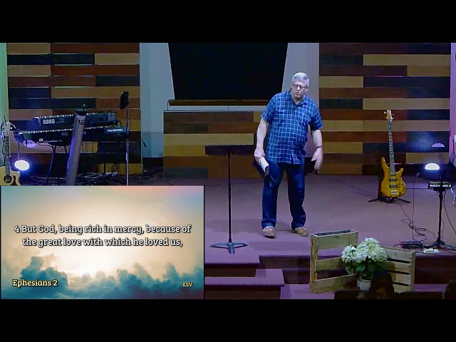 July 14, 2019 - Ephesians 2 - Sermon