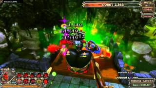 Dungeon Defenders Live Stream 02/25/12 #2 - VOD
