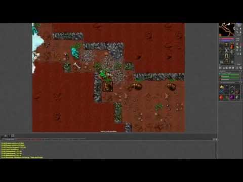 The Explorer Society (Tibia) - Ice Delivery mission