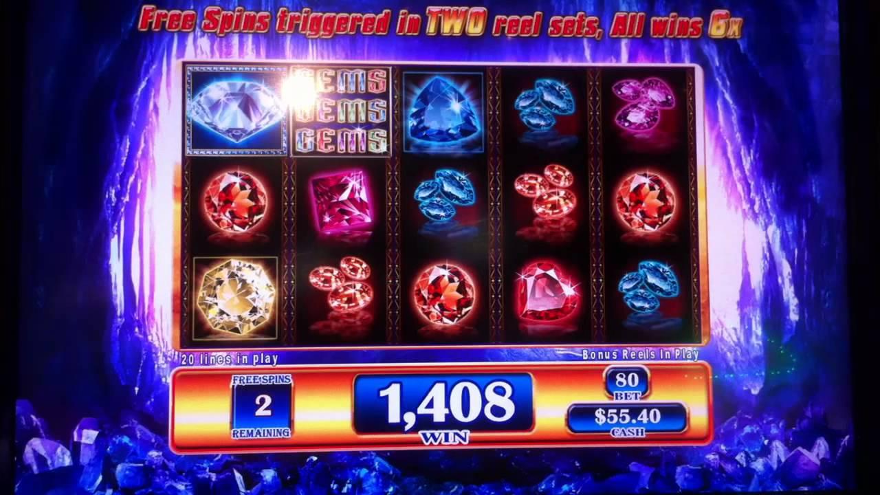 Gems Gems Gems Slot Machine