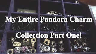 My Pandora Charm Collection Pa…
