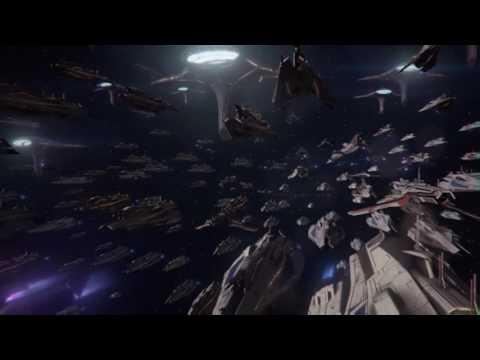 Mass Effect 3 Final Space Battle (HD) 7000+ War Assets