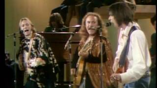 Crosby, Stills, Nash & Young  (Live) -  Down By The River