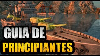 GUÍA DE PRINCIPIANTES PARA BATTLE OF WARSHIPS ( Android ) EN ESPAÑOL