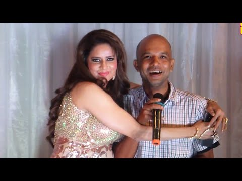 Glamourous Poonam Jhawer Grand Birthday Party With Fans 2018