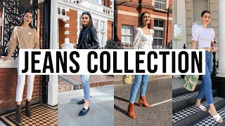 My Jeans Collection: Levi's, Topshop, ASOS, Paige and more! | Peexo