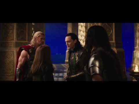 Thor The Dark World gag reel Part 2 - OFFICIAL Marvel | HD