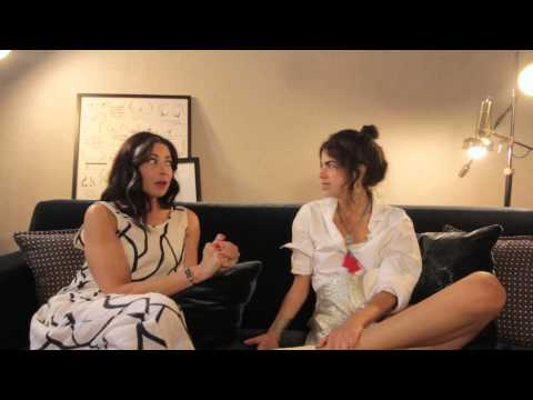 Stacy London & Leandra Medine: The Chatroom - YouTube