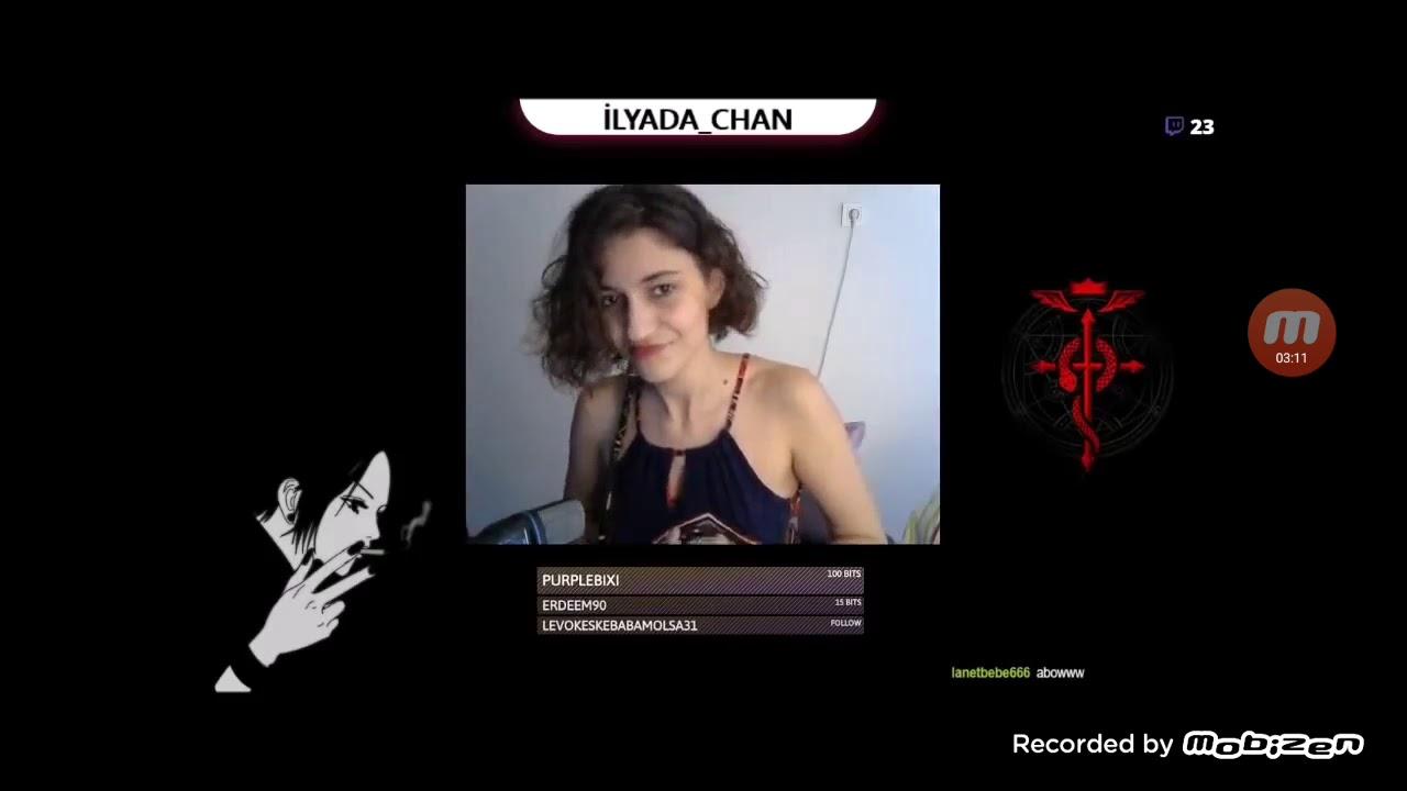 Twitch Türk Yayıncı İlayda` En Çok İzlenen Klip Twitch İfşa +18 Anlar
