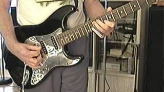 Sleepwalk - Santo & Johnny - Guitar Lesson -  Slide Guitar
