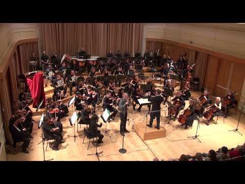 Simfonični orkester RTV Slovenija in solisti UL AG, Koncertni abonma 2017