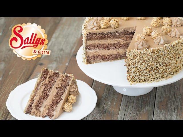 Sallys Giotto Haselnuss Torte Youtubedownload Pro