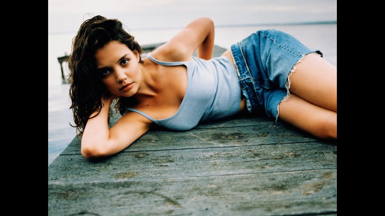 10 Sexy Katie Holmes Hd Photos In Under 60 Seconds Youtube