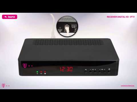 Receiver Digital HD IPTV