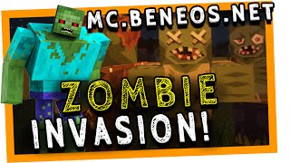 EPISCHE INVASIONEN AUF DEM COMMUNITY-SERVER! ► S02E04 • MINECRAFT • [HD] • [Let