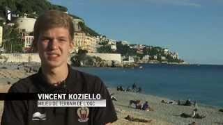 Football: Vincent Koziello, un Aiglon au visage d'ange et aux griffes acérées