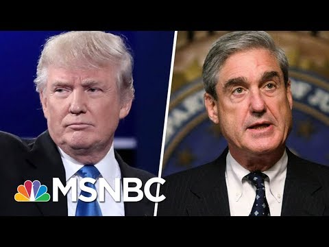Robert Mueller Issues Grand Jury Subpoenas For Donald Trump's Campaign Documents | MSNBC