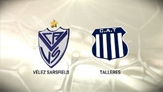 Velez Sarsfield vs Talleres full match