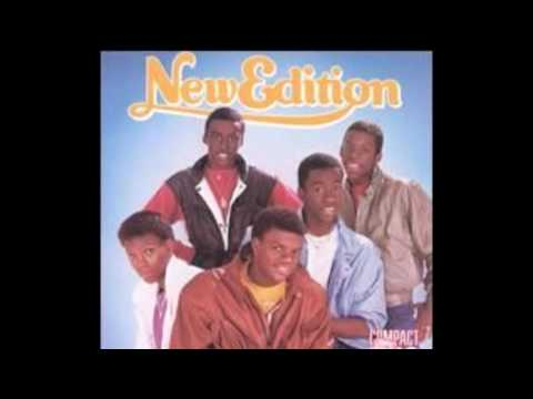Mr Telephone Man New Edition Youtube