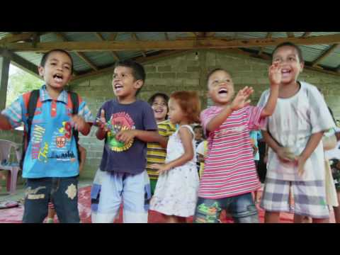 Early Childhood Development preschool in Timor-Leste