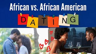African's vs African Americans Dating, Relationships & Marriage Episode 1 Part 2 Promo II S