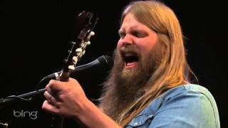 Chris Stapleton - Sometimes I Cry (Bing Lounge) Video