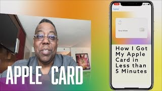 How I Got My Apple Card in Less than 5 Minutes