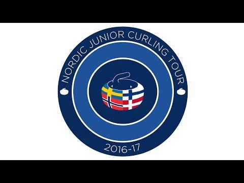 Eckerö Linjen Junior Masters: Team Granit vs. Team Mattsson