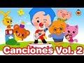 Las Canciones de Plim Plim - Vol  2 | Canciones Infantiles  (Los Éxitos)