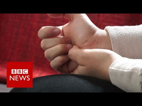 Albania trafficking: 'I was raped and blindfolded underground' - BBC News