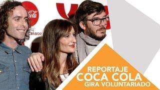 Coca Cola Presenta la Gira del Voluntariado